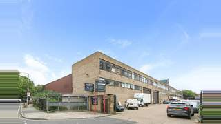 Primary Photo of Unit B1, Galleywall Road, London, SE16