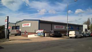 Primary Photo of Unit 4 Clarks Trading Estate, Newtown Road, Hove, BN3 7BA
