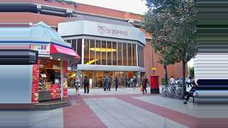 Primary Photo of Unit 18 Upper Mall, St Johns Shopping Centre, Leeds