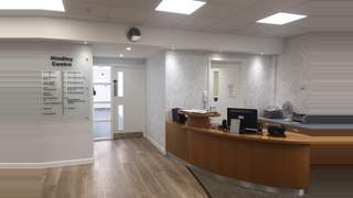 Primary Photo of Business Space Solutions, 112-114 Market Street, Hindley, Wigan, Lancashire, WN2 3AY