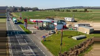 Primary Photo of Chicklade Service Station, A303, Chicklade, Wiltshire, SP3 5ST