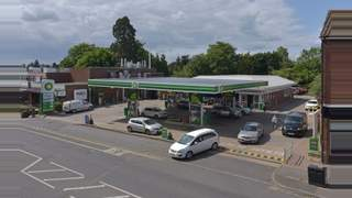 Primary Photo of BP/M&S Simply Food, Epsom Road, Guildford, Surrey, GU1 2RB