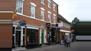 Primary Photo of 2nd Floor 17a Market Street, Lichfield, WS13 6JX