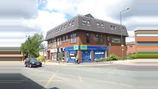 Primary Photo of 113 Market Street Hyde Cheshire SK14 1HL
