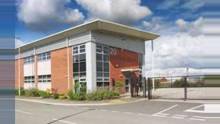 Primary Photo of Unit 20, Turnstone Business Park, Mulberry Avenue, Widnes, Cheshire, WA8 0WN