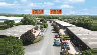 Primary Photo of Walton Summit Employment Centre, Unit 417, Oakshott Place, Bamber Bridge, PR5 8AT