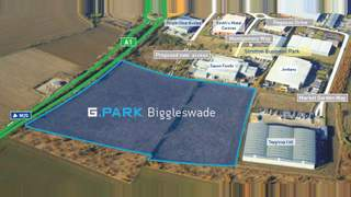 Primary Photo of G Park Biggleswade, Distribution Facility, London Road, Biggleswade, SG18 8UB