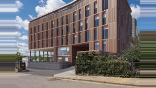 Primary Photo of Channelsea House London E15 High Quality Waterfront Office (CAT A or as Shell and Core