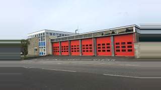 Primary Photo of Camborne Fire Station, Weeth Lane, Camborne, TR14 7JL