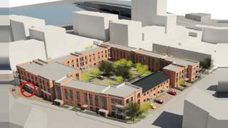Primary Photo of Meridian Waterside - Commercial Unit Available, Mount Pleasant Road, Southampton, Hampshire, SO14 0PJ