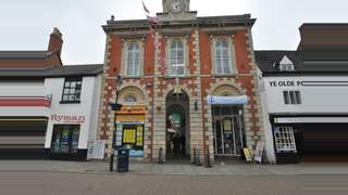 Primary Photo of The Bell Centre, Nottingham Street, MELTON MOWBRAY, LE13 1PJ