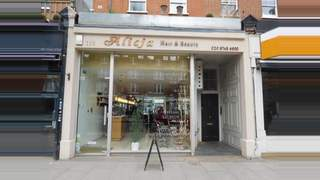 Primary Photo of 266 King St, Hammersmith, London W6 0SP