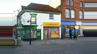 Primary Photo of High St, Andover, Hampshire SP10 1LJ