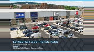 Primary Photo of Edinburgh West Retail Park, Chesser Ave, Edinburgh EH14 1UD