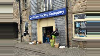 Primary Photo of Dockside Trading Premises, Wharf Road, Penzance, Cornwall, TR18 2JY