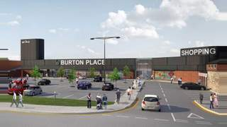 Primary Photo of Burton Place Shopping Centre Burton Upon Trent