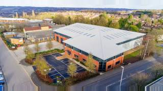 Primary Photo of Unit 12 Merlin Centre, Cressex Business Park, High Wycombe, HP12 3RS
