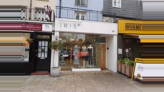Primary Photo of 129 Chiswick High Road, Chiswick, London W4 2ED