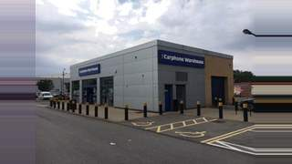 Primary Photo of Sheffield - Parkway Central Retail Park