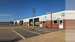 Primary Photo of Delta Drive Industrial Estate, Tewkesbury Business Park, Tewkesbury