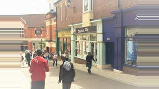 Primary Photo of Unit 27, 17 Steeplegate, Vicar Lane Shopping Centre, Chesterfield