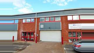 Primary Photo of The Business Centre, Molly Millars Lane, Wokingham, RG41 2QZ