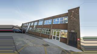 Primary Photo of Coalville Business Park, Jackson Street, COALVILLE, Leicestershire, LE67 3NR