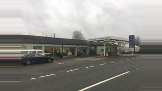 Primary Photo of FORMER ROMAN GARAGE PREMISES AND SITE, Bridge End Road, Grantham, Lincolnshire, NG32 3AD