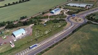 Primary Photo of Thistly Cross Roundabout, West Barns, Dunbar, EH42 1FT