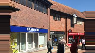 Primary Photo of Unit 21, Vicarage Walk Quedam Shopping Centre, Ivel Square, Yeovil, BA20 1EY