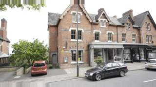 Primary Photo of Gandolfi House, 211 213 Wells Road, Malvern, Worcestershire WR14