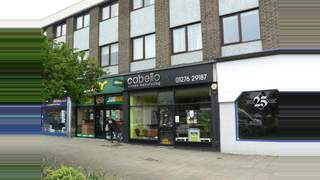Primary Photo of 7 Frimley High St, Frimley, Camberley GU16 7HY
