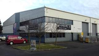 Primary Photo of Unit 1, Ginetta Park, Dunlop Way, Queensway Industrial Estate, Scunthorpe, North Lincolnshire DN16 3RN