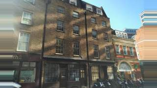 Primary Photo of 8-10 Brushfield Street, Spitalfields, London E1 6AN