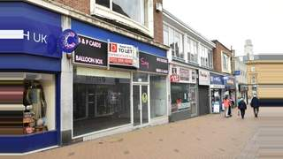 Primary Photo of 9 Market St, Barnsley S70 1SL
