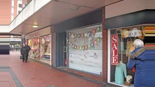 Primary Photo of At 16B Market Hall Street, Cannock, WS11 1EB