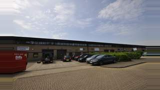 Primary Photo of Unit 11 Brunel Centre, Newton Road, Manor Royal Estate, Crawley, West Sussex, RH10 9TU
