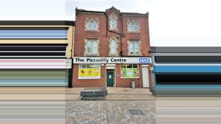 Primary Photo of 57-59 Piccadilly Hanley Stoke On Trent Staffordshire