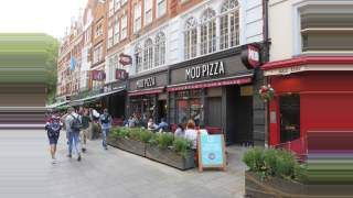 Primary Photo of MOD Pizza, 17-18 Irving Street, Leicester Square, London