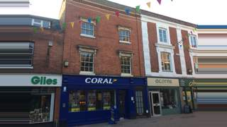 Primary Photo of Second And Third Floors, 20A Market Street, Lichfield, WS13 6LH