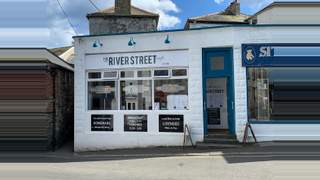 Primary Photo of River Street Cafe, 11 Market Square, Mevagissey, Cornwall