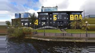 Primary Photo of Boat Shed, Exchange Quay, Salford Quays, M5 3EQ
