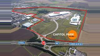 Primary Photo of Capitol Park, J36 M62, Goole, DN14 8GA