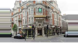 Primary Photo of NatWest - Former, 125 Great Portland Street, Westminster, London, Greater London, W1W 6AX