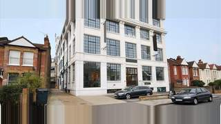Primary Photo of Parkhall Business Centre, 40 Martell Road London