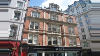 Primary Photo of 36-40 Glasshouse Street, Soho, London, W1B 5DL