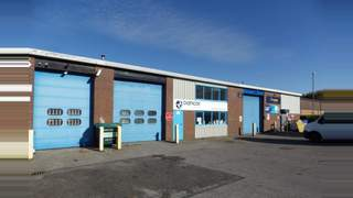 Primary Photo of Unit E9, Grafton Way, West Ham Industrial Estate, Basingstoke, Hampshire, RG22 6HY