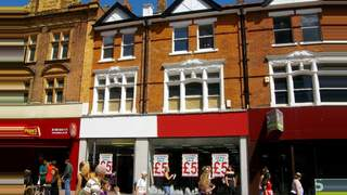 Primary Photo of 114/116 High Street Southend On Sea Essex SS1 1JT
