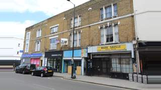 Primary Photo of 33 Tulse Hill Brixton London LONDON SW2 2TJ