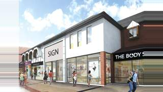 Primary Photo of Unit 29-31, Vicarage Walk Quedam Shopping Centre, Ivel Square, Yeovil, BA20 1EY